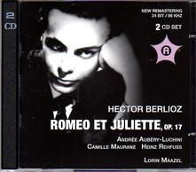 Romeo Et Juliette - CD Audio di Hector Berlioz