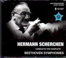 Conducts The Complete Bee - CD Audio di Hermann Scherchen