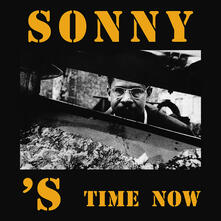 Sonny's Time Now - CD Audio di Sunny Murray