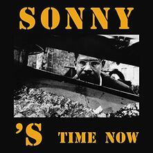 Sonny's Time Now - Vinile LP di Sunny Murray