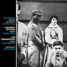L'occident est bleu - Vinile LP di Pierre Henry