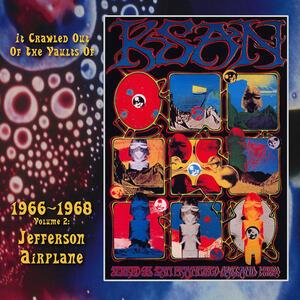 Live At The Fillmore Auditorium 1966 & 67 - Vinile LP di Jefferson Airplane