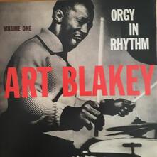 Orgy in Rhythm - Vinile LP di Art Blakey