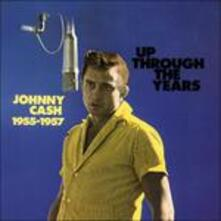 Up Through the Years - CD Audio di Johnny Cash