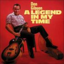A Legend in My Time - CD Audio di Don Gibson