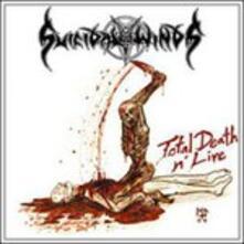 Total Death'N Live - CD Audio di Suicidal Winds