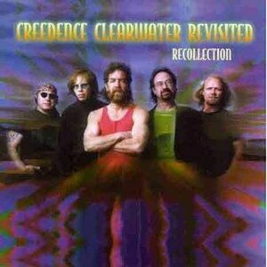 Foto Cover di Recollection. Live in Europe, CD di Creedence Clearwater Revisited, prodotto da SPV Recordings