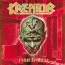 Violent Revolution - CD Audio di Kreator