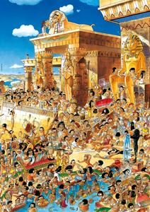 Giocattolo Puzzle Egypt, Prades Heye