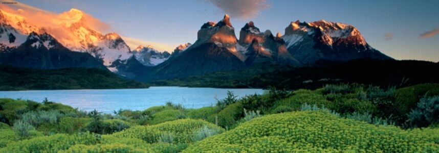 Giocattolo Puzzle Cuernos del Paine, Edition Humboldt Heye