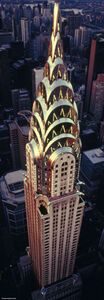 Giocattolo Puzzle verticale Chrysler Building Heye