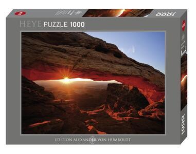 Puzzle 1000 Pezzi. Arco di Mesa - 2