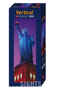 Giocattolo Puzzle Sights Statue of Liberty Heye 0