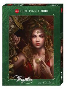 Giocattolo Puzzle Forgotten Ortega Gold Jewellery Heye 0
