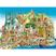 Giocattolo Cartoon Puzzle Prades Global City Heye 1