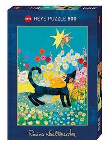Puzzle 500 Pezzi. Mare di fiori