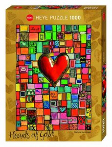 Giocattolo Puzzle Standard 1000 pezzi. For You! Heye
