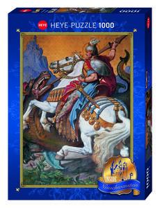 Giocattolo Puzzle Standard 1000 pezzi. St. George Heye