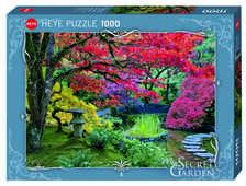 Giocattolo Puzzle 1000 Pezzi. Lanterna di Pietra Heye
