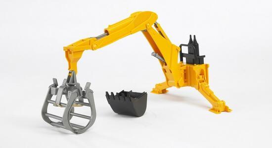 Braccio idraulico con stabilizzatore (02338)