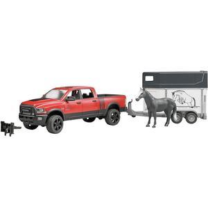 Ram 2500 Power Wagon con Rimorchio E 1 Cavallo - 2