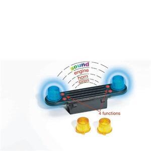 Modulo luci e suoni per camion (02801) - 2
