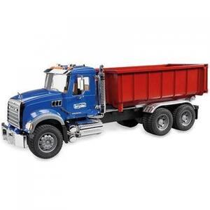 Camion Mack con Rimorchio Ribaltabile (02822)