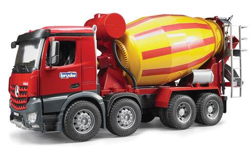 Giocattolo Camion Betoniera MB Arocs (03654) Bruder