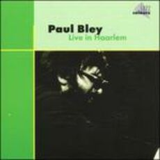 CD Live in Haarlem Paul Bley