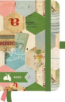 Taccuino a righe Green Journal small 10 x 15