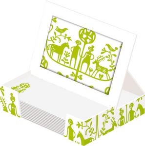 Cartoleria Cornice e bloc notes Green Box Bengt & Lotta TeNeues