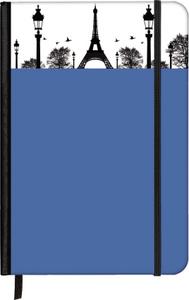 Cartoleria Taccuino pagine bianche Silhouettes Office Paris TeNeues