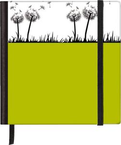 Cartoleria Taccuino pagine bianche Silhouettes Pocket Sqare Soft Wishes TeNeues