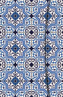 Taccuino TeNeues Magneto BlankBook 10 x 15. Azulejos