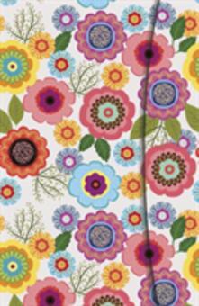 Taccuino TeNeues Magneto BlankBook 10 x 15. Fantasia di fiori