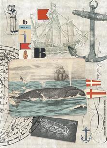 Taccuino TeNeues GreenBooklet 14,9 x 20,9. Macrina Busato Nautical