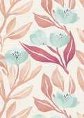 Cartoleria Taccuino TeNeues GreenBooklet 10,5 x 14,8. Floral TeNeues