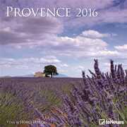 Cartoleria Calendario 2016 30x30 Provence TeNeues