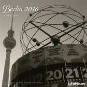 Cartoleria Calendario 2016 30x30 Berlin TeNeues