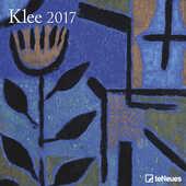 Cartoleria Calendario 2017 Fine Arts 30x30. Klee TeNeues