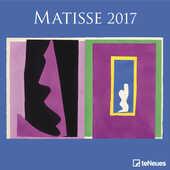 Cartoleria Calendario 2017 Fine Arts 30x30. Matisse TeNeues