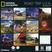 Cartoleria Calendario 2017 Photography 30x30. National Geographic Road Trip USA TeNeues 1