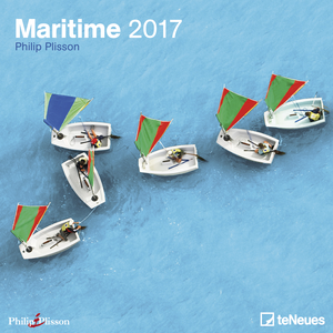 Cartoleria Calendario 2017 Photography 30x30. Maritime TeNeues 0