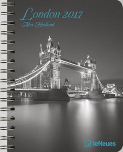 Agenda 2017 Deluxe. London