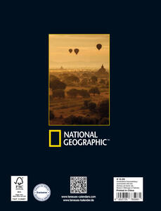 Agenda 2017 Deluxe. National Geographic Landscapes - 2