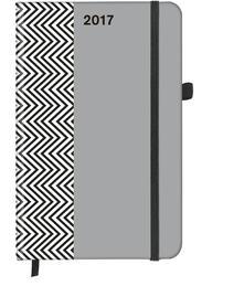 Agenda 2017 SoftTouch 3D Pattern 9x14. Herringbone