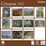Cartoleria Calendario 2017 Fine Arts 30x30. Cézanne TeNeues 1