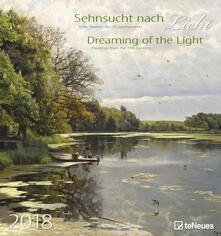 Calendario 2018 TeNeues Art & Photo Fine Arts 45 x 48. Dreaming of the Light