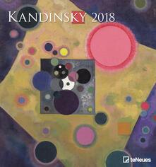 Calendario 2018 TeNeues Art & Photo Fine Arts 45 x 48. Kandinsky