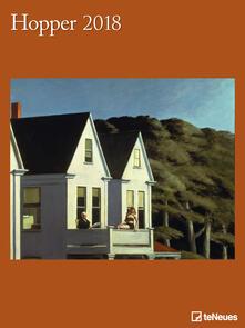 Calendario 2018 TeNeues Poster 48 x 64 / 64 x 48. Hopper